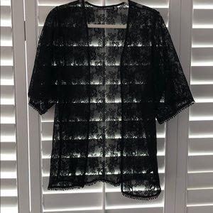 Black Kimono (BRAND NEW)